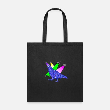 Pppp moon eye pigeon - Tote Bag