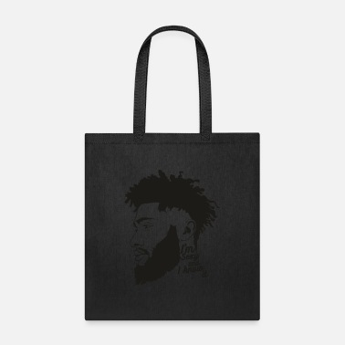 Afro I'm sexy and... - Afro Man with beard - Tote Bag