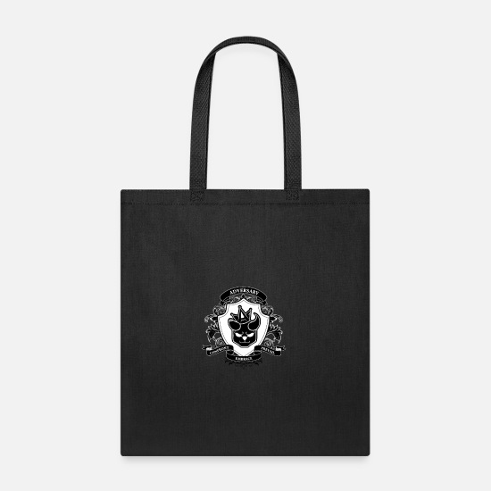 Mma Bags & Backpacks - Coat of Arms - Tote Bag black