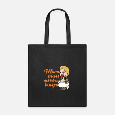 German German - Tote Bag