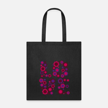 Blossoming Love by Cheerful Madness!! - Tote Bag