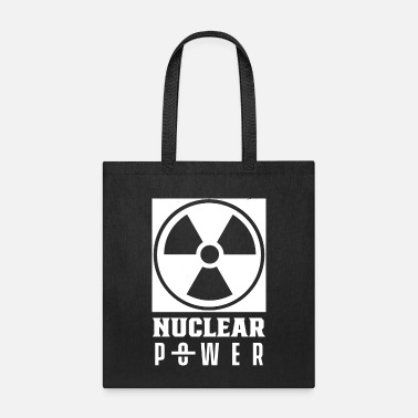 Atomic Energy Nuclear power Atomic Energy Radioactive Atom - Tote Bag