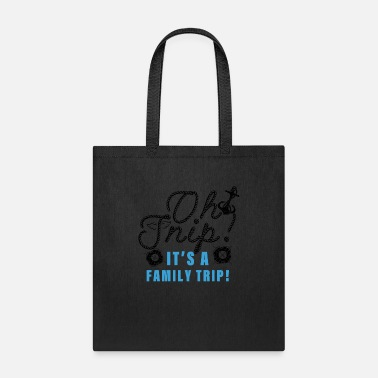 Seaburn It's A Family Trip Marine - Tote Bag