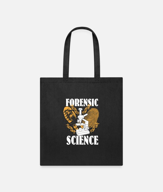 Forensic Science Shirt Detective Crime Scene Gifts Tote Bag Spreadshirt