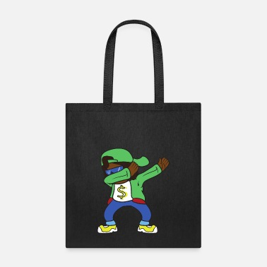 Rapper Dabbing Dab Rapper Hip Hop - Tote Bag