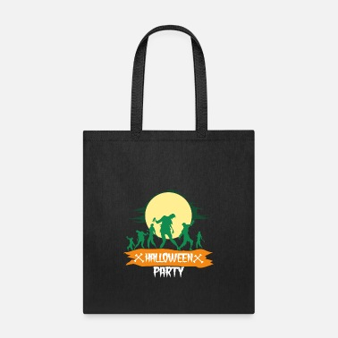 Halloweenparty Halloween Zombie Party Giftidea - Tote Bag