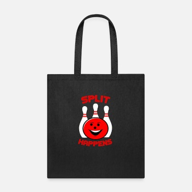 Split Up Split Happens - Tote Bag