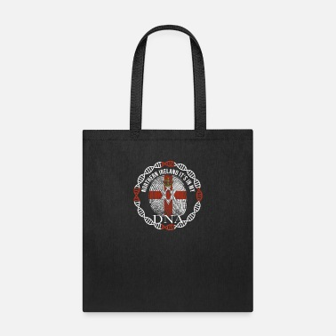 Ireland Northern Ireland Its In My DNA - Tote Bag