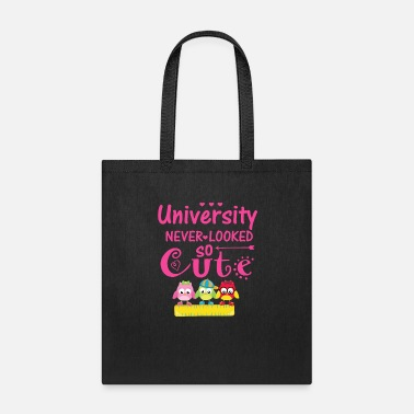 Moves university never looked so cute - Tote Bag