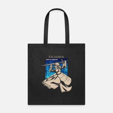 Fate Saber Excalibur - Tote Bag