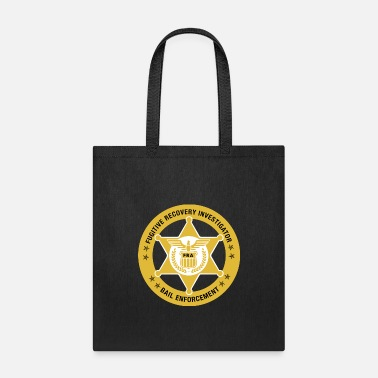 Recovery FUGITIVE RECOVERY AND BAIL ENFORCEMENT APPAREL - Tote Bag