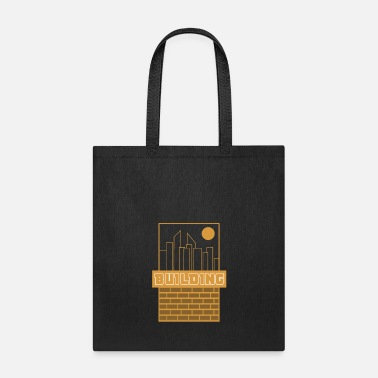 Building Building - Tote Bag