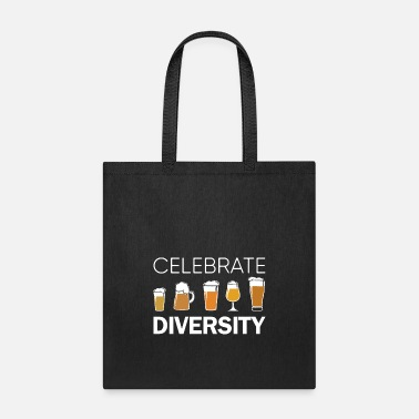 Celebrate Celebrate Beer Diversity Tshirt Gift For Beer Love - Tote Bag