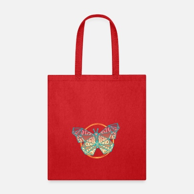 Butterfly Geo Butterfly - Tote Bag
