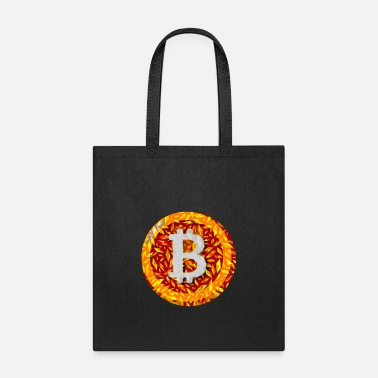 Bitcoin Enthusiast and Crypto Fans - Tote Bag