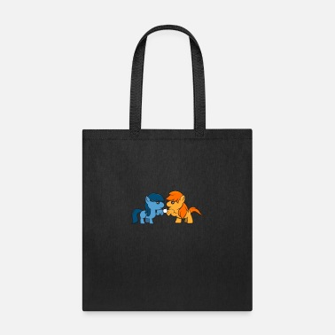Bro Hoof Pony Horse Nice Cute Little Comic Amazing - Tote Bag