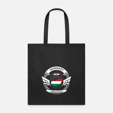 Country Shirt- Hungary it's where my story begins - Tote Bag