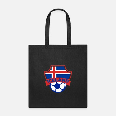 Iceland Iceland - Tote Bag
