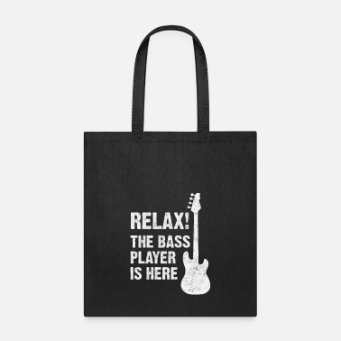 Bassist bass player - Tote Bag