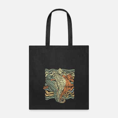 Sea Sea Horse - Tote Bag