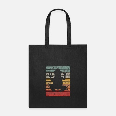 Frog Frog Frogs Retro - Tote Bag