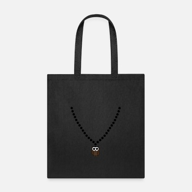 Nerdsbyleo Owl Necklace - Tote Bag