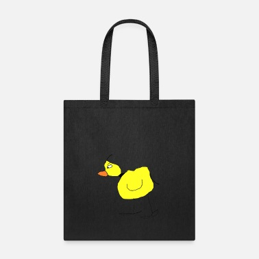 Chick Duck Cute Design - Tote Bag