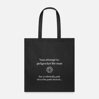 Master Funny DND Gift for Role Playing Games (RPG) - Tote Bag