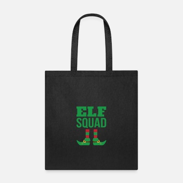 Elf Elf Squad - Tote Bag