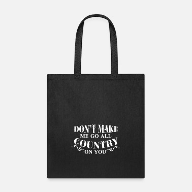 Country Country - Tote Bag