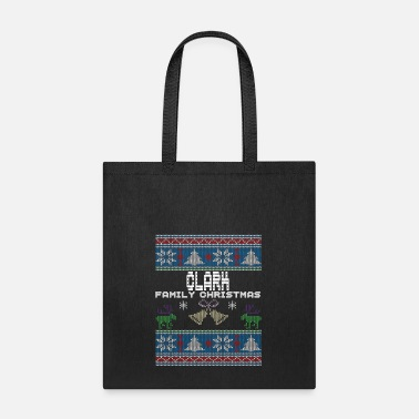 Family Ugly Clark Christmas Family Vacation Tshirt - Tote Bag