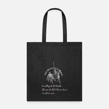 Don Quijote Don quijote Gustave Doré - Tote Bag