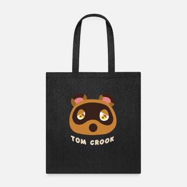 Animal Tom Crook - Tote Bag
