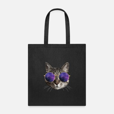 Catstagram Cute & Funny Cat wearing Sunglasses for Cat Lovers - Tote Bag