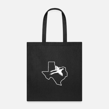 Texas Pheasant Hunting Texas Game Bird Hunting - Tote Bag