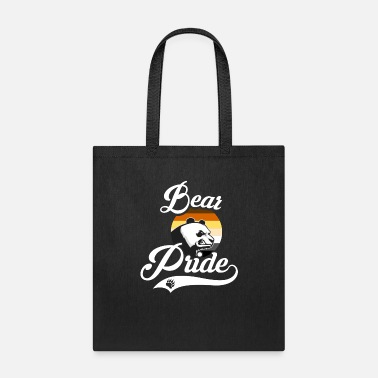 Csd Bear Pride LGBT Gay Pride CSD Community Bearded - Tote Bag