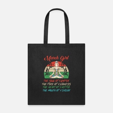 March Girl March Girl - Tote Bag