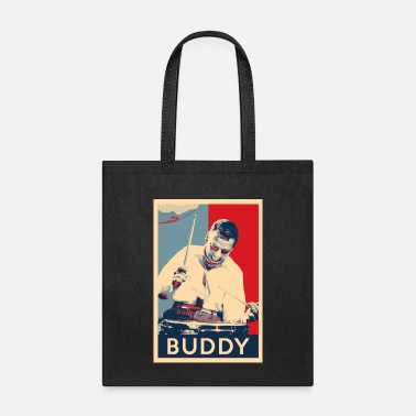 Jazz Buddy Rich Hope Poster - Greats of Jazz Music - Tote Bag
