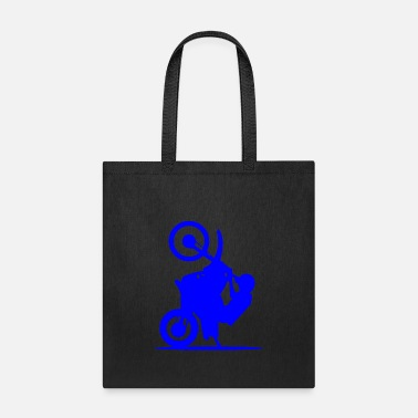Attractive motorcycle attraction - Tote Bag