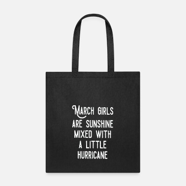 March Girl March Girls - Tote Bag