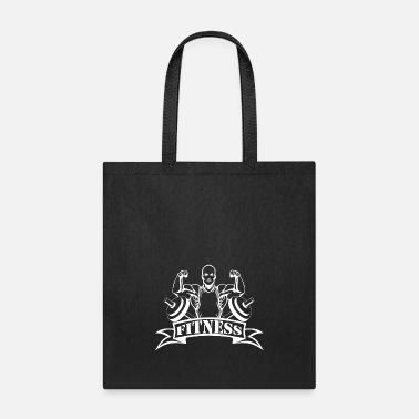 fitness - Tote Bag