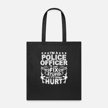 Officer Police Officer - Tote Bag