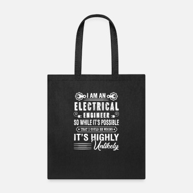 Electrical Electrical Engineer Shirt - Tote Bag