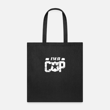 Police Officer Police Officer - Tote Bag