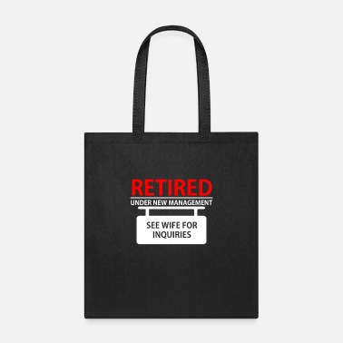 Mummy Humorous Retirement Retiree Employee T Shirt Gift - Tote Bag