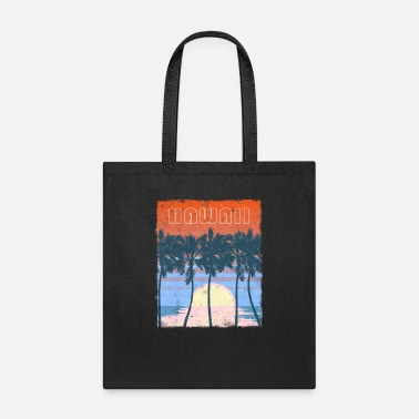 Beach Hawaii Beach Family Vacation Keepsake - Tote Bag