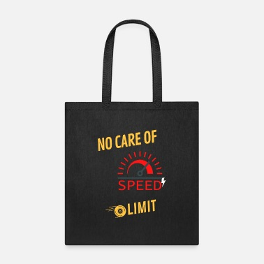 Sportsmanship Speed Motorized Sports Design - Tote Bag