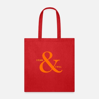 Fast I can I will title of calligraphy text quotes - Tote Bag