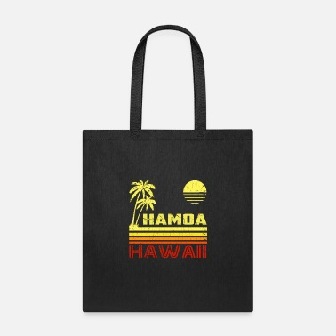 Big Surfing Hamoa Hawaii TShirt Retro Surfer Tee Big W - Tote Bag