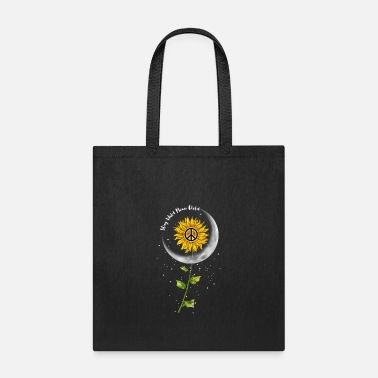 Hippie Stay Wild Moon Child T-Shirt - Tote Bag